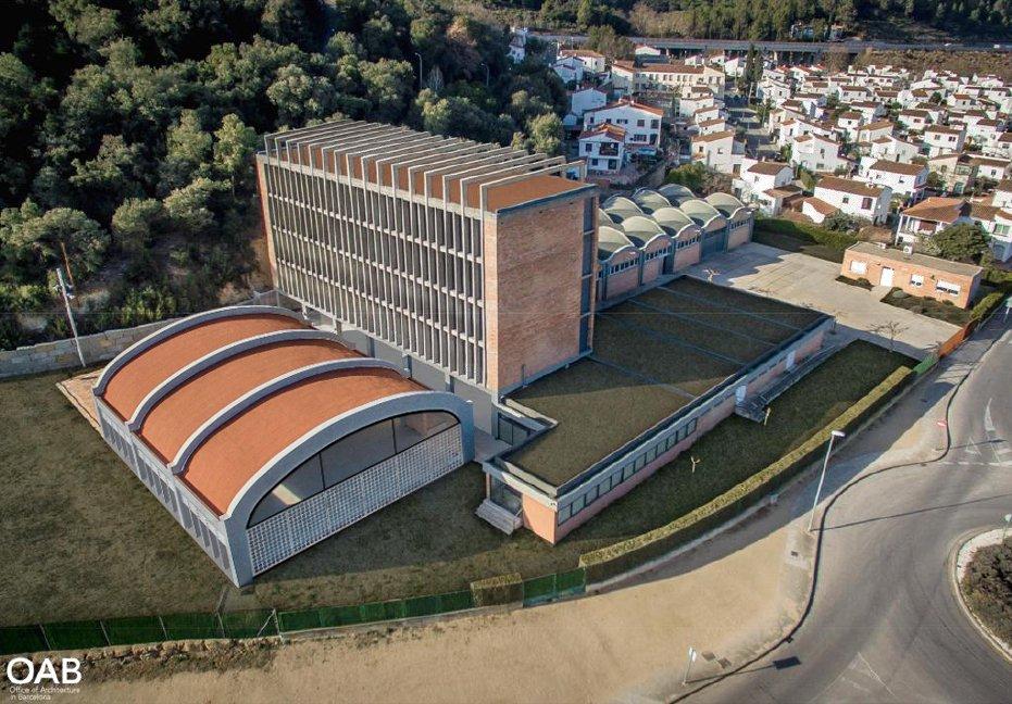 Projecte construcció sala polivalent Els Joncs